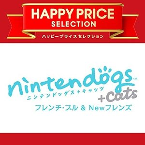 [メール便OK]【新品】【3DS】【BEST】ニンテンドッグス+キャッツ【フレンチ・ブル&Newフレ...