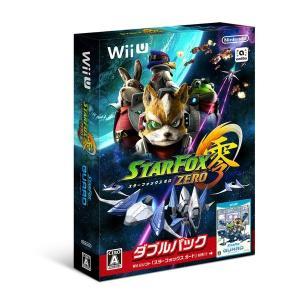 [宅配便限定]【新品】【WiiU】【限】スターフォックス ゼロ・スターフォックス ガードダブルパック asakusa-mach