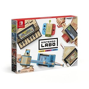 【新品】【NS】Nintendo Labo Toy-Con 01: Variety Kit (バラエティーキット)[在庫品] asakusa-mach