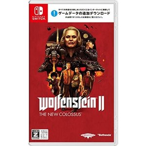 [メール便OK]【新品】【NS】Wolfenstein II: The New Colossus[在庫品]|asakusa-mach