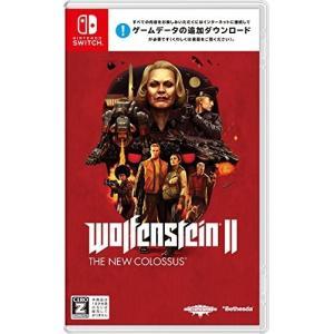 [メール便OK]【新品】【NS】Wolfenstein II: The New Colossus[在庫品]|asakusa-mach