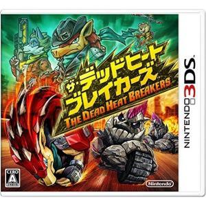 [メール便OK]【新品】【3DS】ザ・デッドヒートブレイカーズ[在庫品]|asakusa-mach