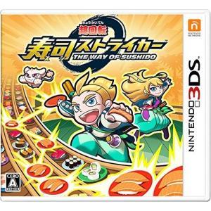[メール便OK]【新品】【3DS】超回転 寿司ストライカー The Way of Sushido[在庫品] asakusa-mach