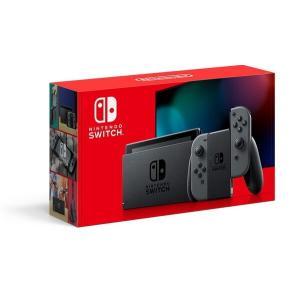 <【NSHD】【新モデル】Nintendo Switch Joy-con(L)/(R)グレー【スイッ...
