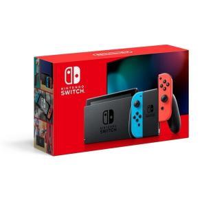 【即納可能】【新品】<新モデル>Nintendo Switch Joy-con(L)ネオンブルー/(...