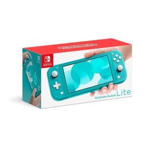 <【NSHD】Nintendo Switch Lite ターコイズ【本体】><ニンテンドースイッチハ...