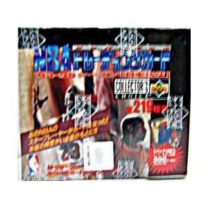 [宅配便限定]【新品】【TTBX】NBAトレーディングカード'94-'95 シーズン アッパーデック1(日本語版)|asakusa-mach