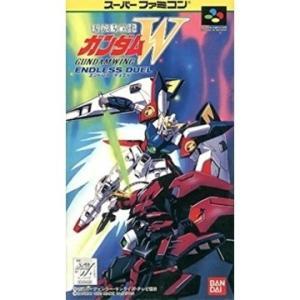 [宅配便限定]【新品】【SFC】新機動戦記ガンダムW Endless Duel|asakusa-mach