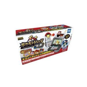 【新品】ポケモントレッタ ラボfor ニンテンドー3DS 早期購入特典同梱版[在庫品]|asakusa-mach