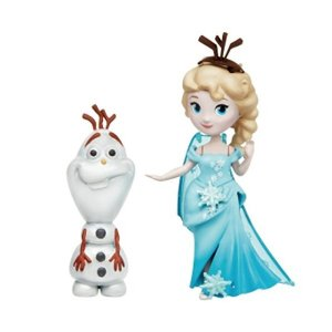 [宅配便限定]【新品】【TOY】リトルキングダム アナと雪の女王 エルサ&オラフ asakusa-mach