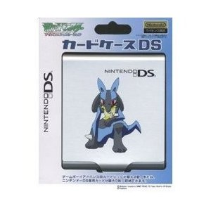 【新品】【DSHD】ポケモンカードケースDS ルカリオ[お取寄せ品]|asakusa-mach