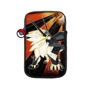 【新品】【3DSH】マルチポーチ ポケットモンスター ウルトラサン・ウルトラムーン for Newニンテンドー2DS LL[在庫品]|asakusa-mach
