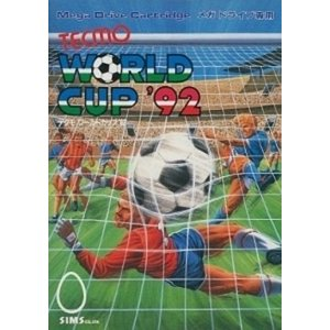 [宅配便限定]【新品】【MD】TECMO WORLD CUP'92|asakusa-mach