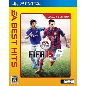 [メール便OK]【新品】【PSV】【BEST】FIFA15 EA BEST HITS|asakusa-mach