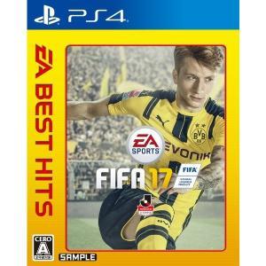 [メール便OK]【新品】【PS4】【BEST】FIFA 17 EA BEST HIES[お取寄せ品] asakusa-mach