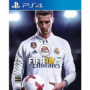[メール便OK]【新品】【PS4】【通】FIFA 18 通常版[お取寄せ品] asakusa-mach