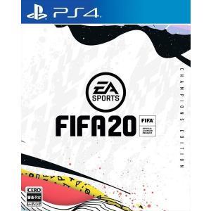 [メール便OK]【新品】【PS4】FIFA 20 Champions Edition[在庫品] asakusa-mach