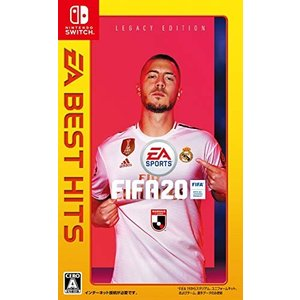 [メール便OK]【新品】【NS】【BEST】EA BEST HITS FIFA 20 Legacy Edition [Switch版][在庫品]|asakusa-mach