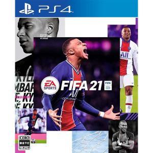 [メール便OK]【新品】【PS4】FIFA 21[在庫品]|asakusa-mach