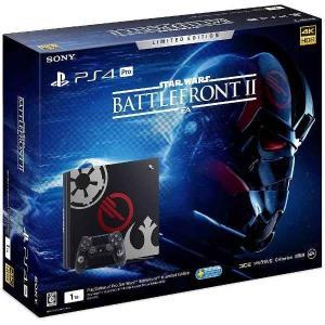 [宅配便限定]【新品】【PS4HD】PlayStation4 Pro Star Wars Battlefront II Limited Edition CUHJ-10019|asakusa-mach