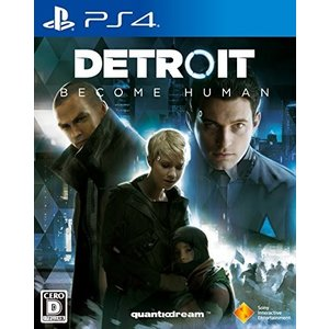 [メール便OK]【新品】【PS4】【通】Detroit: Become Human 通常版|asakusa-mach