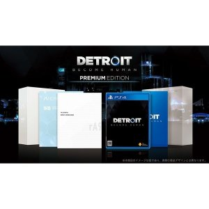 [宅配便限定]【05/25発売★予約】【新品】【PS4】【限】Detroit: Become Human Premium Edition|asakusa-mach