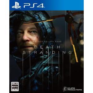 [発売日前日の発送予定]【10%OFF】<【PS4】DEATH STRANDING 通常版><プレイ...