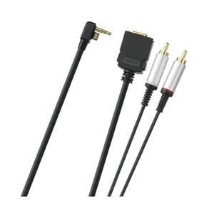 【新品】【PSPHD】PSP-2000/3000用D端子ケーブル[お取寄せ品]|asakusa-mach