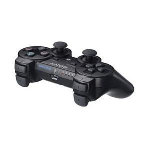 【訳あり新品】【PS3HD】ワイヤレスコントローラ(DUALSHOCK3)ブラック[お取寄せ品]