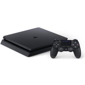【即納可能】【新品】プレイステーション4 ジェット・ブラック 500GB(CUH-2000AB01)新型PS4本体※沖縄・離島への発送は商品代引不可