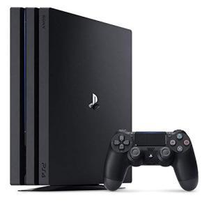 若干の訳あり【即納可能】【新品】PlayStation4 Pro ジェット・ブラック 1TB(CUH-7200BB01) 新型PS4本体)【送料無料※沖縄除く】 asakusa-mach
