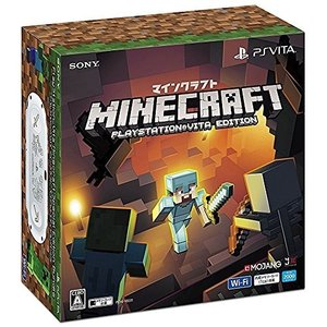 [宅配便限定]【新品】【PSVHD】PlayStationVita Minecraft Special Edition Bundle|asakusa-mach