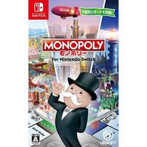 [メール便OK]【新品】【NS】モノポリー for Nintendo Switch|asakusa-mach