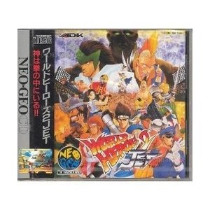 [100円便OK]【新品】【NGCD】ワールドヒーローズ2JET|asakusa-mach