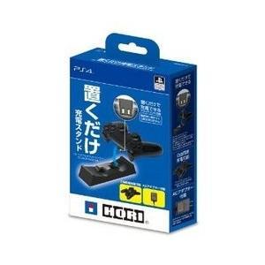 【新品】【PS4HD】置くだけ充電スタンドfor DUALSHOCK 4[在庫品]