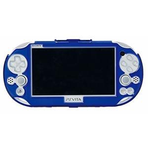 [宅配便限定]【新品】【PSVHD】Newプロテクトフレームfor PlayStation Vita クリアブルー asakusa-mach