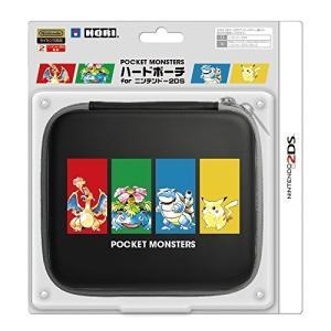 [宅配便限定]【新品】【3DSH】ポケットモンスター ハードポーチ for ニンテンドー2DS|asakusa-mach