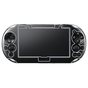 [宅配便限定]【新品】【PSVHD】Newプロテクトケース クリア for PlayStationVita|asakusa-mach