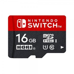 [メール便OK]【新品】【NSHD】マイクロSDカード 16GB for Nintendo Swit...