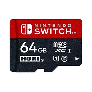 [メール便OK]【新品】【NSHD】マイクロSDカード 64GB for Nintendo Switch|asakusa-mach