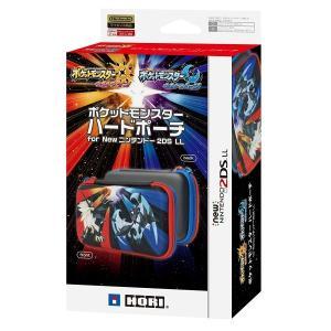 【新品】【3DSH】ポケモンハードポーチ for Newニンテンドー2DS LL ウルトラサンムーン[在庫品]|asakusa-mach