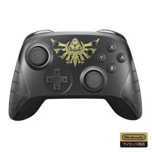 【新品】【NSHD】ワイヤレスホリパッド for Nintendo Switch ゼルダの伝説[在庫...