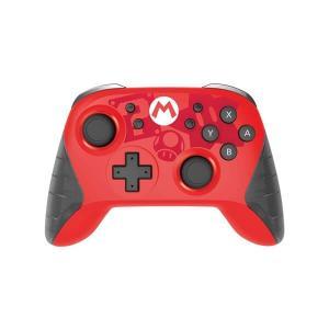【新品】【NSHD】ワイヤレスホリパッド for Nintendo Switch マリオ[お取寄せ品...