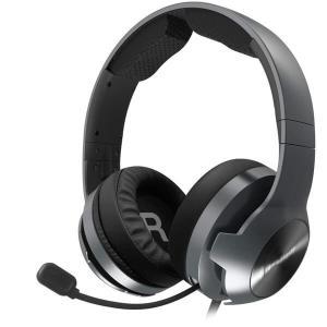【新品】【PS4HD】ホリゲーミングヘッドセット プロ for PlayStation 4 ブラック...