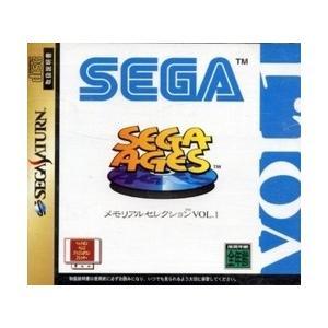 [メール便OK]【新品】【SS】SEGA AGES メモリアルセレクション1 asakusa-mach
