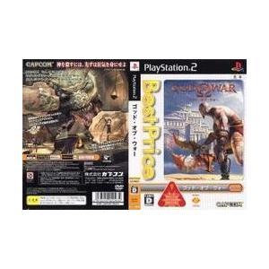 [メール便OK]【新品】【PS2】【BEST】ゴッドオブウォー[お取寄せ品]|asakusa-mach