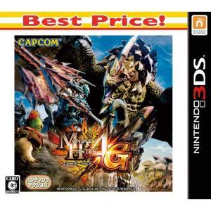 [100円便OK]【新品】【3DS】【BEST】モンスターハンター4G Best Price!