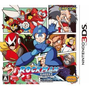 [メール便OK]【新品】【3DS】ロックマン クラシックス コレクション[お取寄せ品]|asakusa-mach