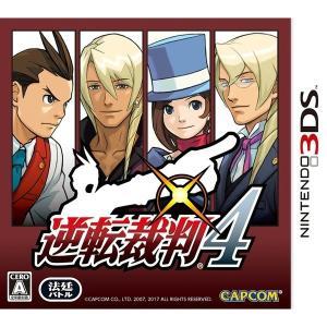 在庫あり☆[メール便OK]【新品】【3DS】逆転裁判4 通常版|asakusa-mach
