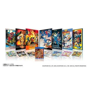 【新品】【PS4】【限】カプコン ベルトアクション コレクション コレクターズ・ボックス [PS4版][在庫品]|asakusa-mach